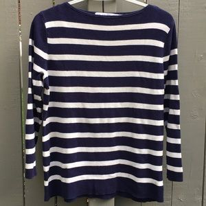 & Other Stories Striped Sweater Size M